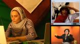 Playing Asmaa Mahfouz in Rap News 5